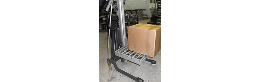 Work-Positioner-with-Roller-Conveyor