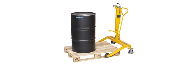 Warrior Drum Porter DTR250 Override Unloaded