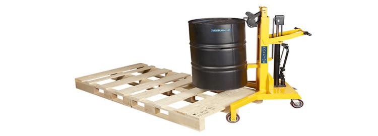 Warrior Drum Porter plus DTF450 loaded