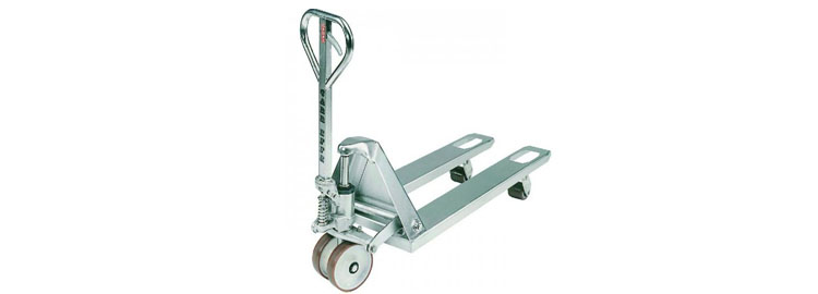 Hand Pallet Truck Stainless Steel