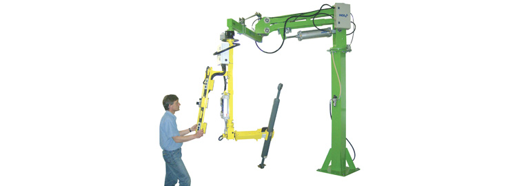Industrial Pneumatic Manipulator