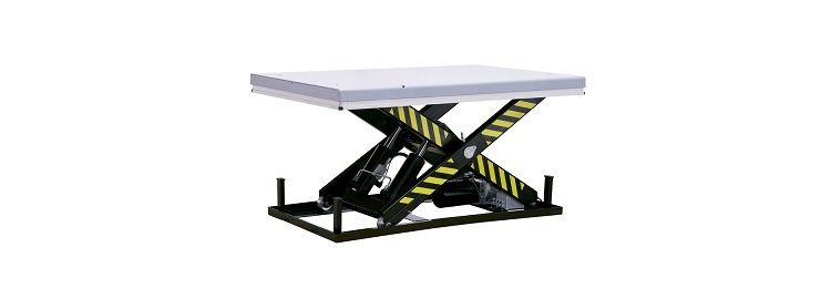 Static Scissor Lift Table