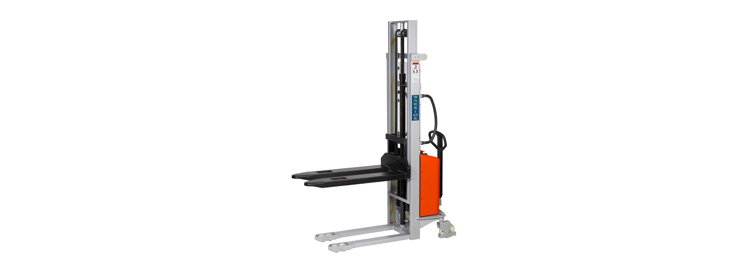 Warrior Extra Semi Electric Stacker