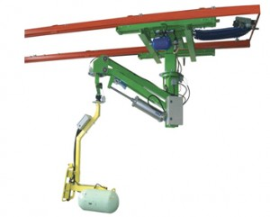 PN series pneumatic manipulators