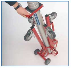 Portable machines with pneumatic drive OSH