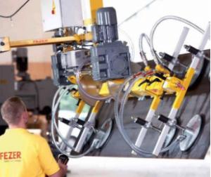 Vacuum Load Lifting Devices - VacuBoy VB-90E