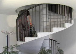 Spiral staircases aren't a problem with StepUp